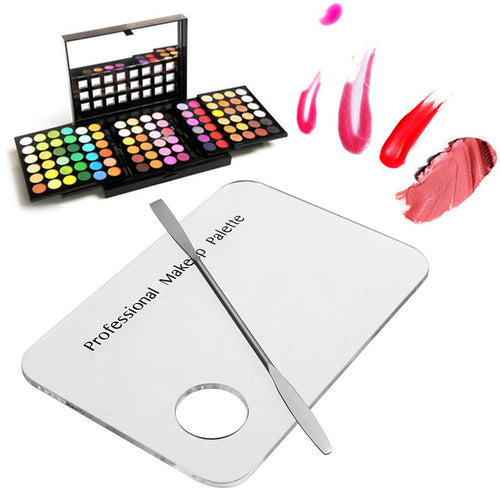 Professional Makeup Mixing Palette