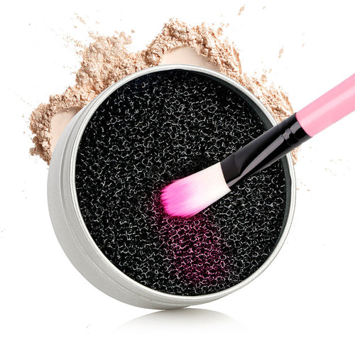 Magic Color Switch Makeup Brush Sponge Cleaner