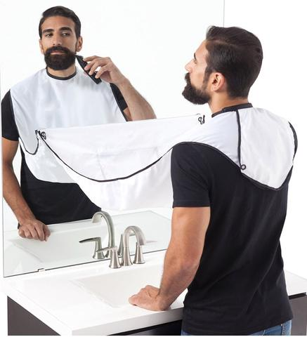 Shaving Beard Apron