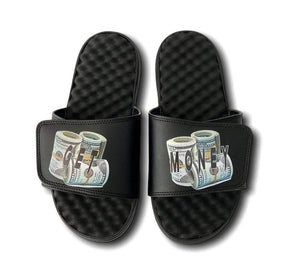 Grooveman Music Shoes Grooveman | Get Money Roll Slides