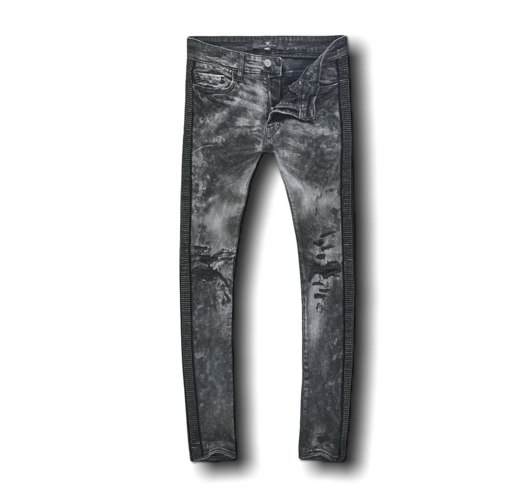 Jordan Craig Jeans Ross Triple Black Denim Jeans