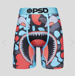 PSD Underwear Underwear American Warface Blue Brief