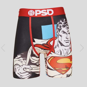PSD Underwear Underwear DC Vintage Superman Brief