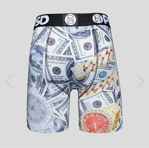 PSD Underwear Underwear Money Shot Black Brief