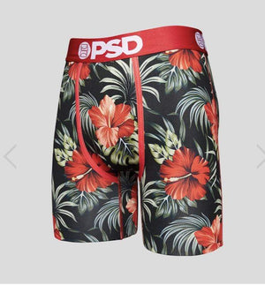 PSD Underwear Underwear Trop Floral Black Brief