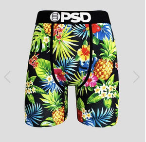 PSD Underwear Underwear Tropical Pineapple Boxer Brief
