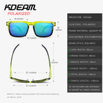 Polarized Sport HD Sunglasses