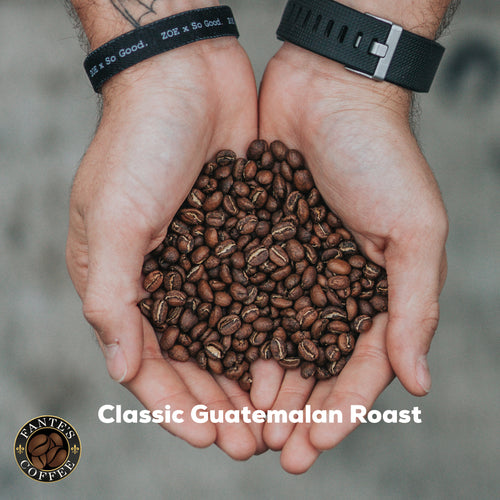 Classic Coffee of Guatemala (1lb Whole Bean)