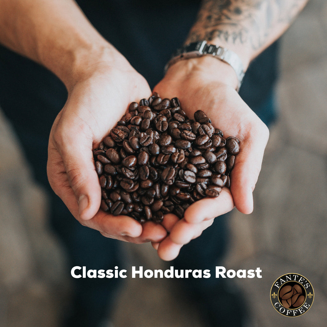 Classic Coffee of Honduras (1lb Whole Bean)
