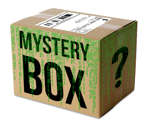 Digital Mystery Box