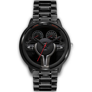 Luxury BMW M series watch