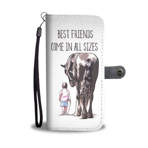 Amazing Wallet - Baby & Horse - Best Friends
