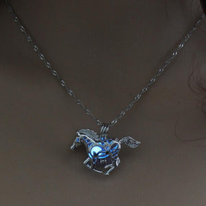 New Hot Horse Pendant Necklace