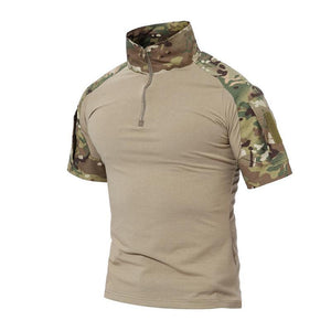 T Shirt for Hunter Military Camouflage Style