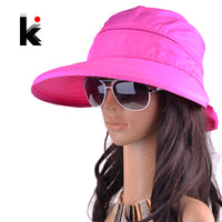 Summer hats for women new fashion visors cap sun