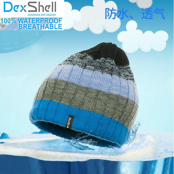 347343866836b Men women high quality breathable coolmax hiking running  waterproof windproof outdoor sport beanie knitted winter snow cap hats