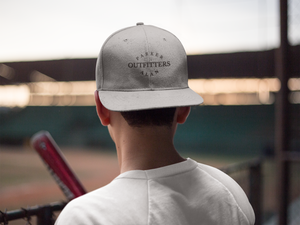Snapback Hat by Parker Alan
