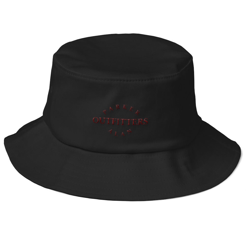 Old School Bucket Hat by Parker Alan