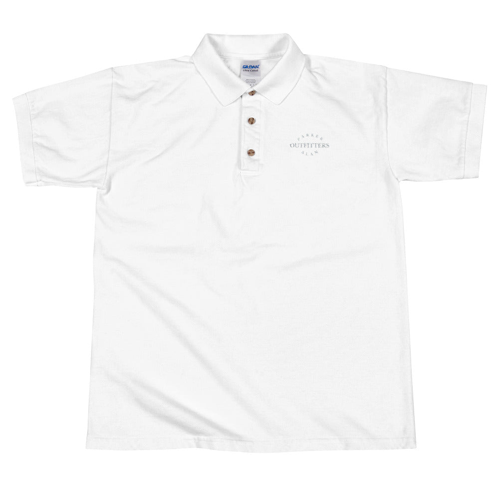 Embroidered Original Polo Shirt