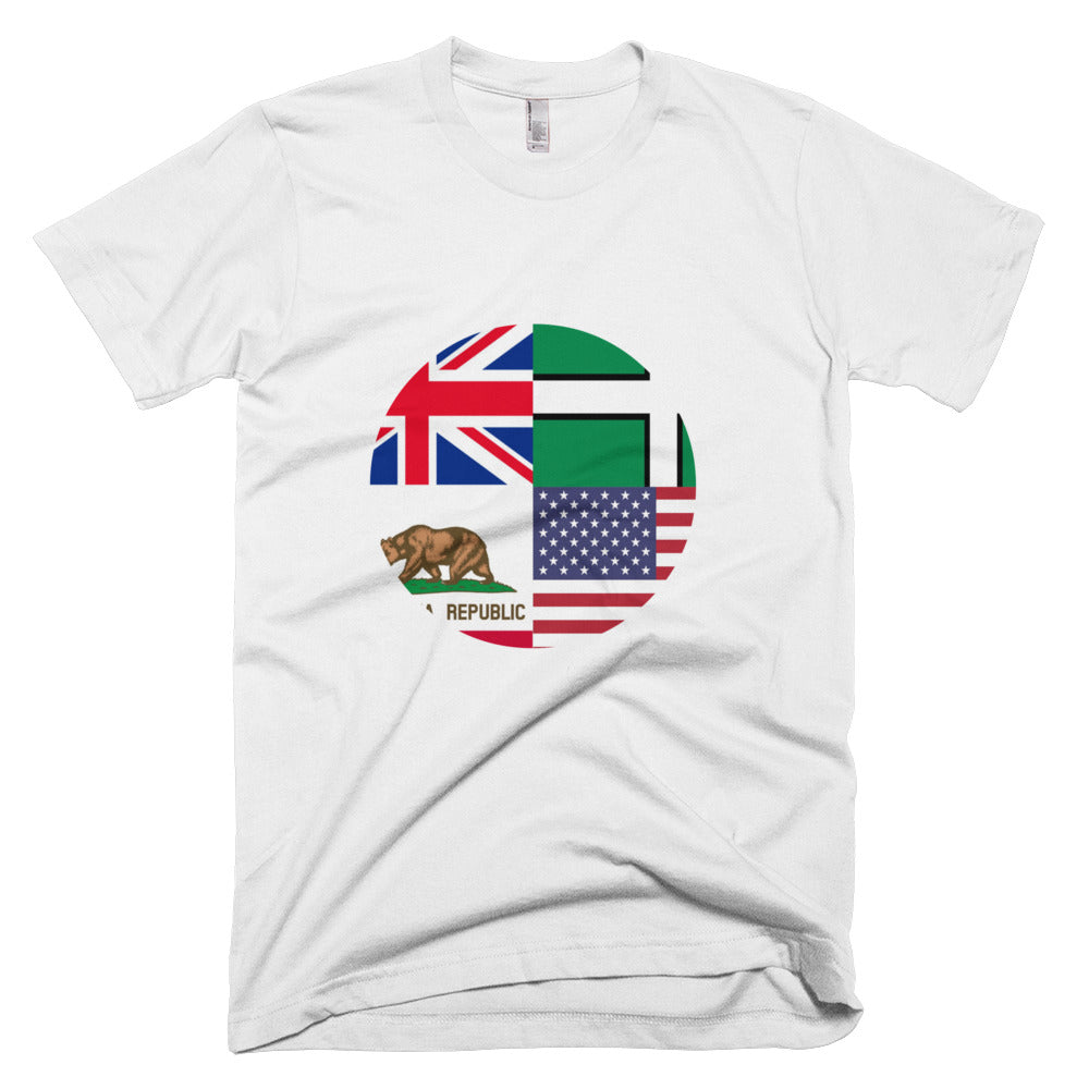 Parker Alan Flags of Origin T-Shirt