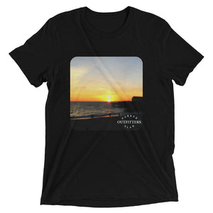 Pier Sunset T-Shirt for Gents