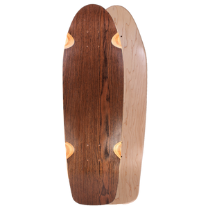 Dark Walnut Mini Kick Deck 30""