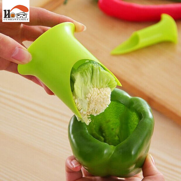 2 pcs Nordic Creative Kitchen gadgets chili tomato corers fruit&vegetable pepper corer home&restaurant cooking Tool