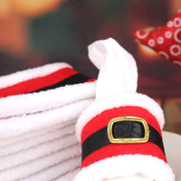 FREE Premium Soft Christmas Holiday Decoration Towel