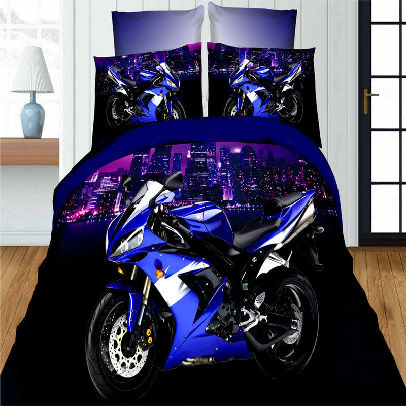 bed line online 3d Motorcycle sheets