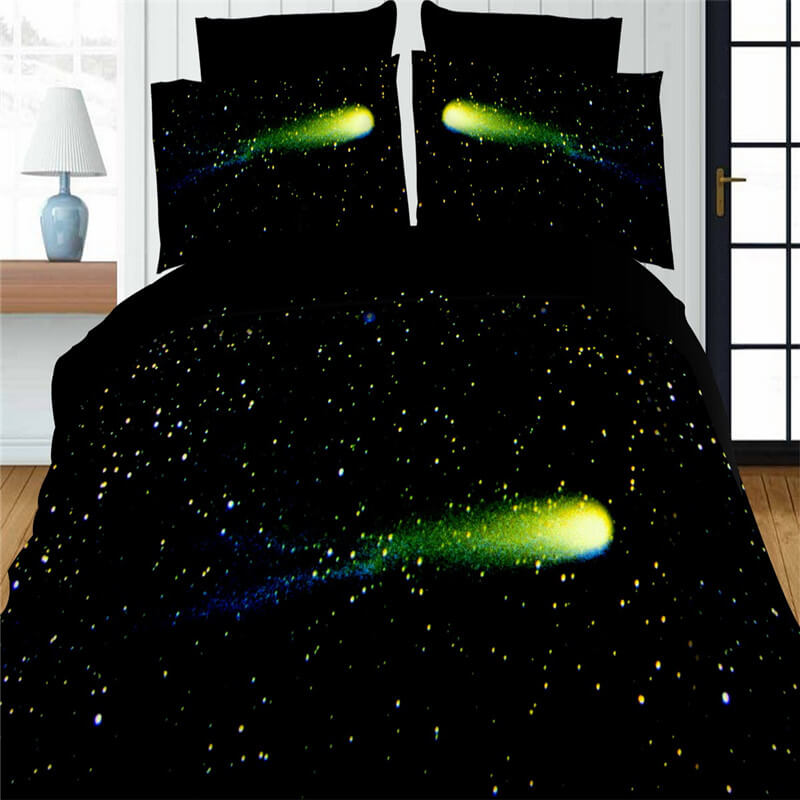 3d galaxy bedding
