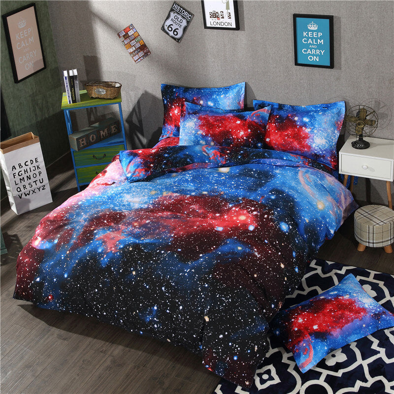 outer space bed sets