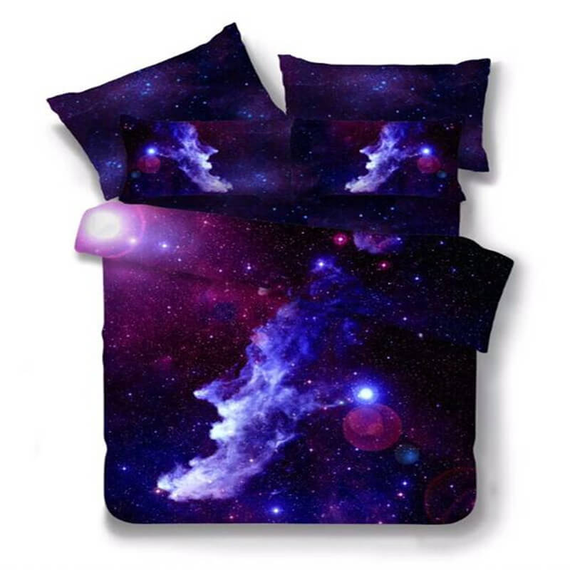 galaxy bed sheet set online