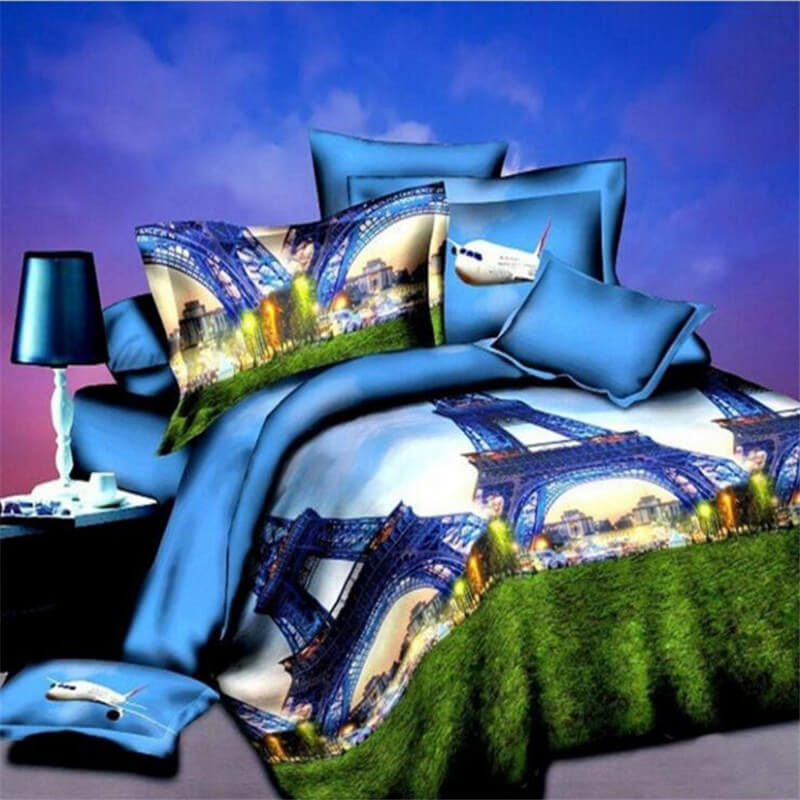 Paris Tower Bed Set
