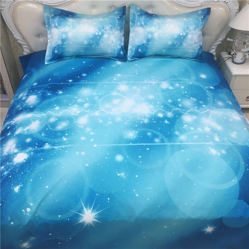 galaxy bedding stylish eve