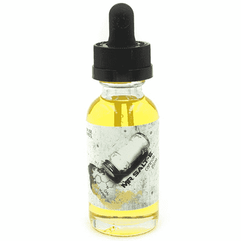 Mr.Salt-E eJuice - Cannoli