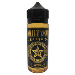 Daily Dose E-Liquid - Last Call