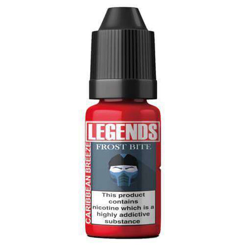 Legends Hollywood Vape Labs - FrostBite