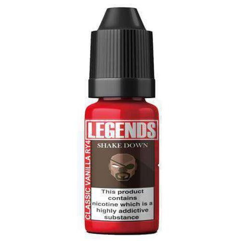 Legends Hollywood Vape Labs - Shake Down