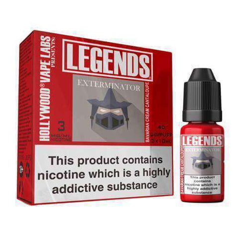 Legends Hollywood Vape Labs - Exterminator