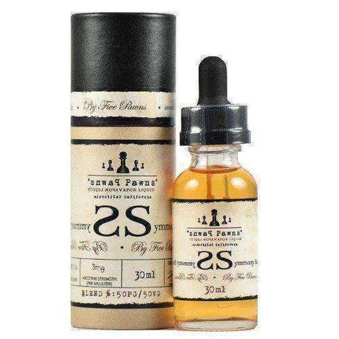 Five Pawns eLiquid - Symmetry Six