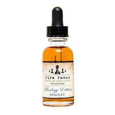 Five Pawns eLiquid - Castle Long Reserve