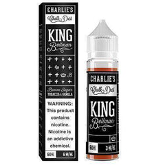 Charlie's Chalk Dust eJuice - King Bellman