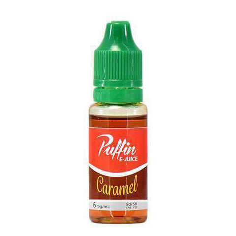 Puffin E-Juice - Caramel
