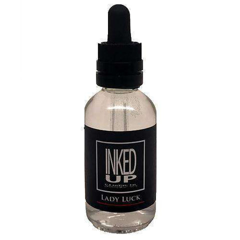 Inked Up E-Liquid - Lady Luck