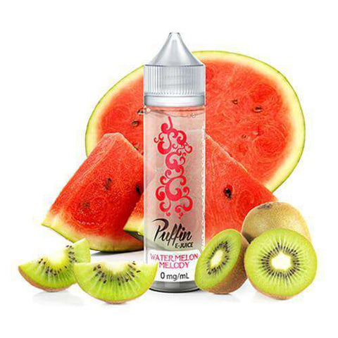 Puffin E-Juice - Watermelon Melody