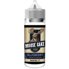 Moose Cake eJuice - Blueberry Moose Cake