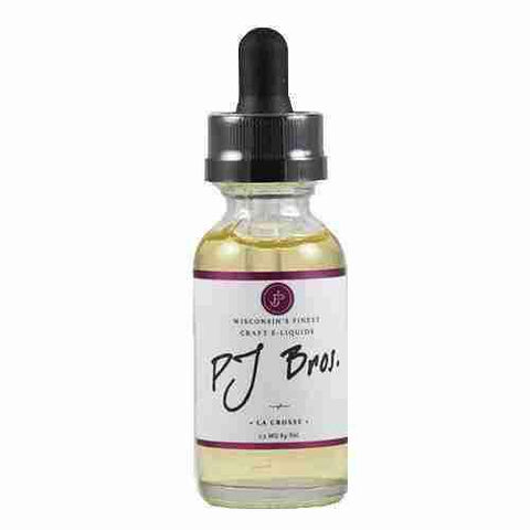 PJ Bros E-Liquid - La Crosse