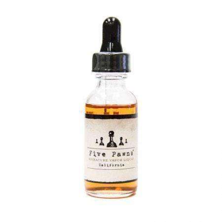 Five Pawns eLiquid - Queenside
