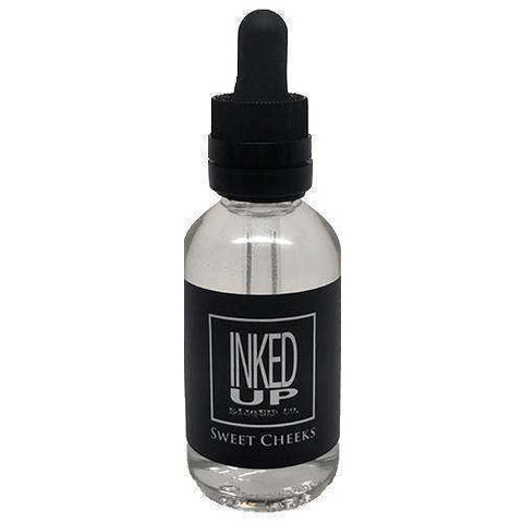 Inked Up E-Liquid - Sweet Cheeks