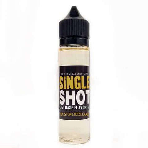 Single Shot eJuice - Boston Cheesecake